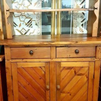 Beautiful Wooden Sideboard / Server