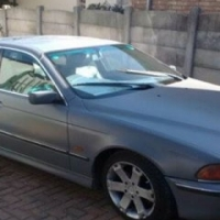 BMW 528i e39 model 1998 for sale