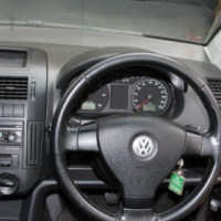 05 Volkswagen POLO 1.9 Tdi excellent condition black papers cor etc