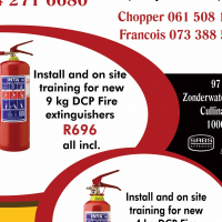 Fire 🔥 Extinguishers
