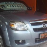 2007 Mazda Drifter BT-50 3.0D D/Cab Immaculate Condition!!