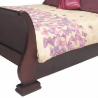Bentwood Bed