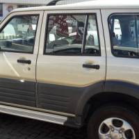 Mahindra Scorpio 2007 GLX 2.6 Turbo Diesel For sale
