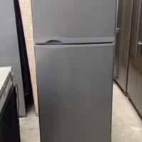KIC metallic top freezer fridge