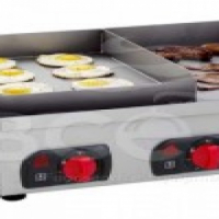 Flat Top Grill Anvil - Egg & Bacon 600mm