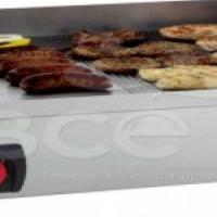 Flat Top Grill Anvil - Ribbed/Flat 600mm