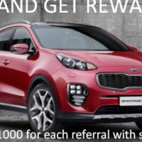 Know of anyone looking for a new vehicle? Refer them, and get rewarded