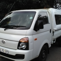 2012 Hyundai H100 Truck with a/c,Towbar,Radio,Canopy