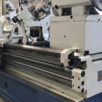 Lathe, 3000mm B/C,1100mm Swing over the Bed, 102mm S/Bore