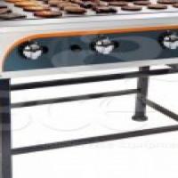 Anvil Gas Griller Flat 900mm - Premier Range