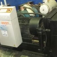 Hydrovane compressor