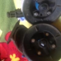 Urgent sale 3X rods & 2X reels