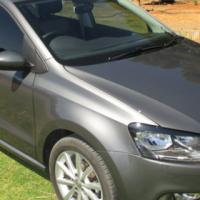 2016 Volkswagen Polo Comfortline 1.2 TSI 66kW Manual