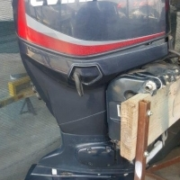 Evinrude E-Tec 75hp motor