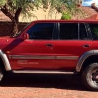 2001- Nissan- Patrol - 4500 -GL- SUV- R 125,000