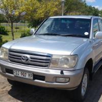 Toyota Land Cruiser 100 series VX 4.2 Diesel Turbo