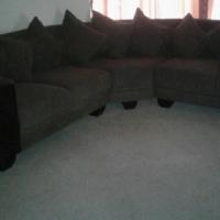 Sitting room set L shape