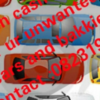 cash paid for ur unwanted cars and bakkies