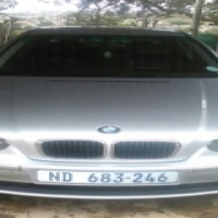 2005 bmw 318ti R 55000 neg