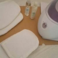 parafango manicure and pedicure machine