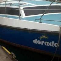 Catamaran 36 foot Yatch