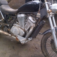 suzuki vz 800cc R10 000 @CLIVES BIKES DURBAN