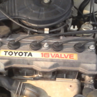 1,6 Toyota corolla in gezina franzinah Street number 366