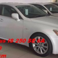 2008 Lexus IS 250 SE 6A