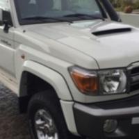 2014 Toyota Land Cruiser 76, 4.5L Diesel Station Wagon