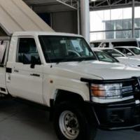 Toyota Land Cruiser 4.2 DIESEL