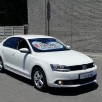 2012 Volkswagen Jetta 6 1.2 Tsi Trendline