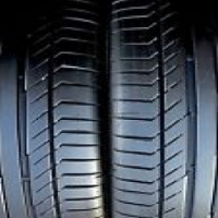 255/40 18 x 2 Continental Conti5 Run-Flat Tyres(80% tread)  R2400