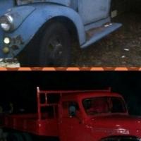 1942 3 ton Chevy