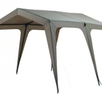 CAMPMASTER BOLAND GAZEBO. 150D Oxford Ripstop fabric for extra durability