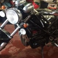 Bandit 400 with VC Motor Parts for Sale