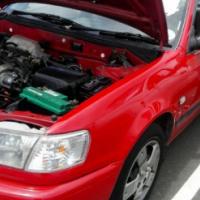 2001 Toyota Corolla 160i GLE Automatic