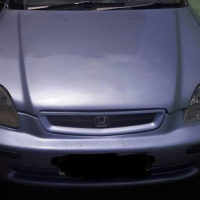 swop my Honda civic for a Toyota tazz