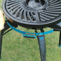 Portable Gas Braaier