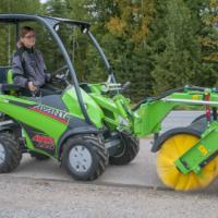Avant 200 –Mini loader/digger/tractor/ excavator/trencher/forklift/articulated
