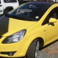 2011 Opel Corsa 1.4 Colour 3Dr