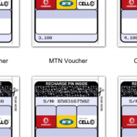 THE MULTI-VOUCHER AIRTIME PRINTING PAPER