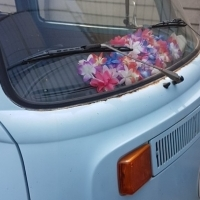 1974 VW Double Cab with Canopy