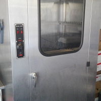Stainless Steel Biltong Cabinet