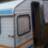 wilk connoisseur gypsey 4 caravan