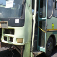 DAF/Tyco Trucks VDL, Stripped, 102 Seater Articulated Bus