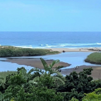 Southbroom – On the River – Incredible River & Sea Views!! – R1 650 000 neg