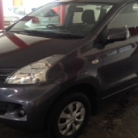 2014 Toyota Avanza 1.5 SX,Silver, with only 27 900Km