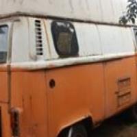 VW HIGH ROOF CAMPER
