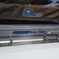 Alu Star Aluminum Camping Trailer - URGENT SALE WILLING TO NEG