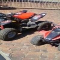 4 wheelers